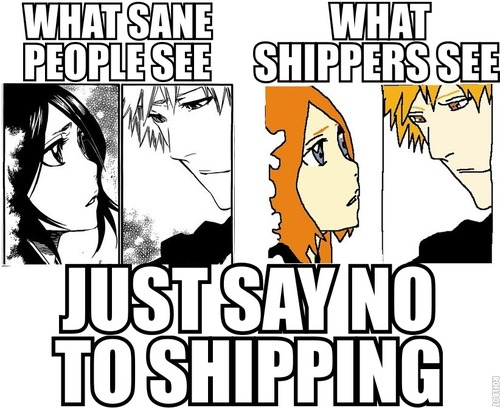 Shipping is bad for your eyes