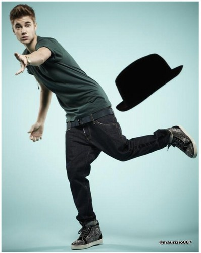 justin bieber, photoshoot Daily Mail!