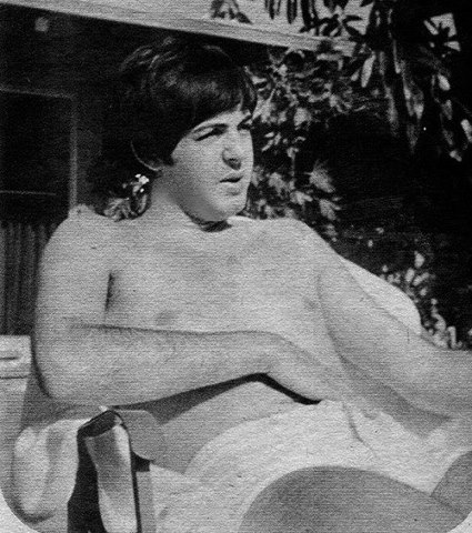 paul mccartney hot