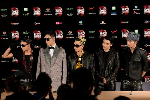 Big Bang MAMA Awards