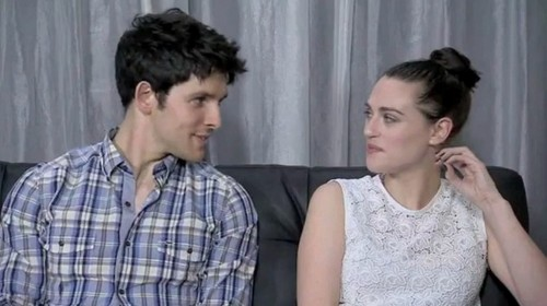 Colin & Katie EW interview