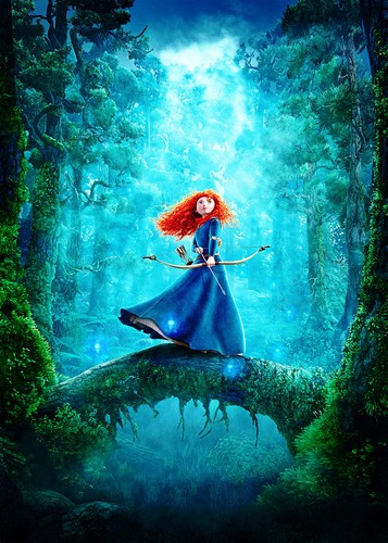 Disney•Pixar Posters - Ribelle - The Brave