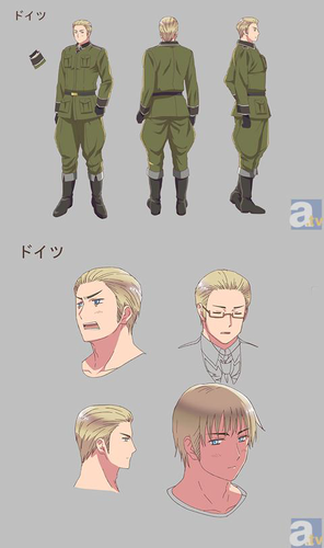 Hetalia Axis Powers - Incapacitalia New Style