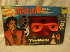 "View Master ""Thriller"""
