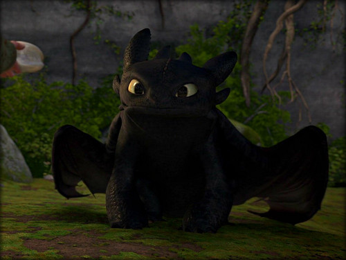 ★ Toothless ☆