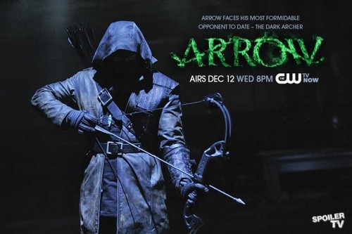 Arrow - Episode 1.09 - Year's End - Promotional Poster