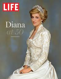 "Diana On The 2011 Commemrative Issue Of ""LIFE"" Magazine"