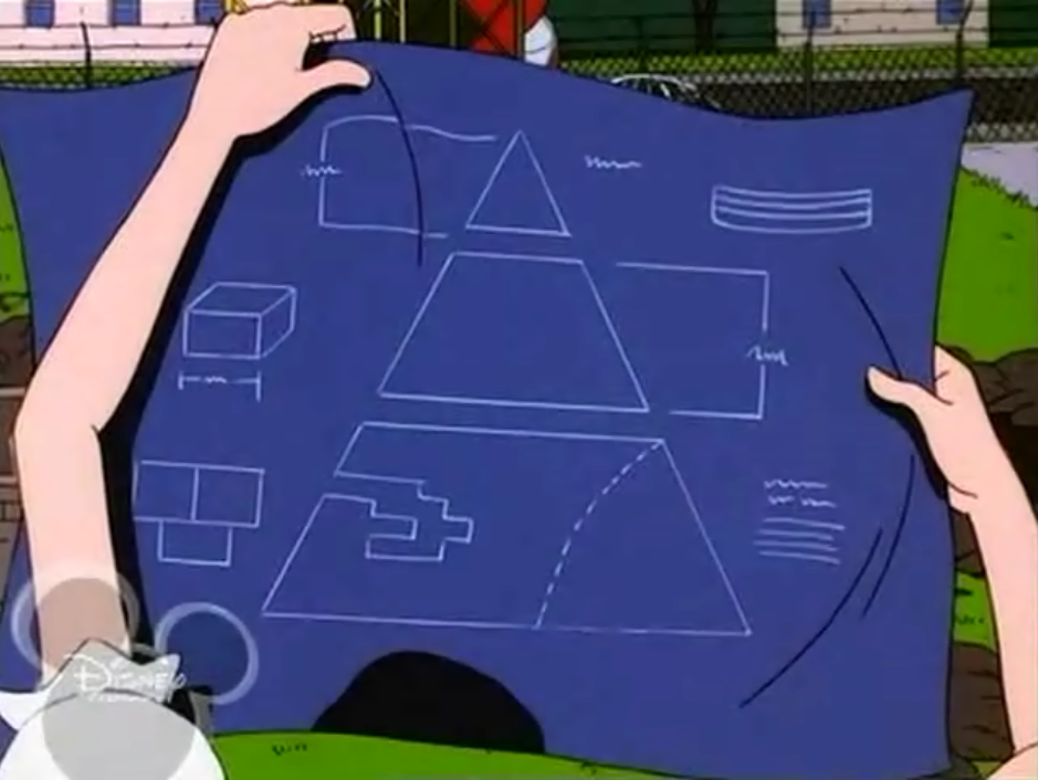 Pyramid Blueprints