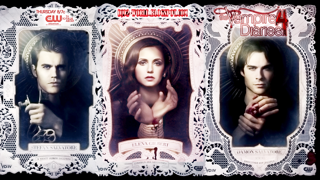 TVD Promotional Wallpapers by DaVe!!!