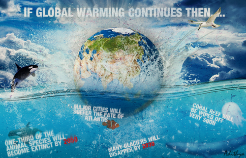 The Consequences of Global Warming