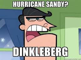 The REAL cause of Hurricane Sandy