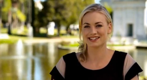 "Yvonne Strahovsli • Interview about her role in ""Dexter"""