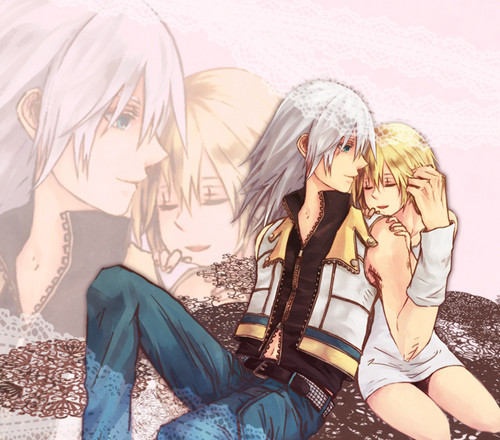 riku and namine