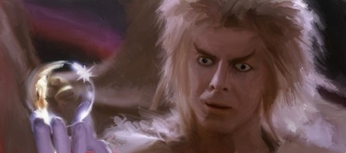 Labyrinth The Movie Art