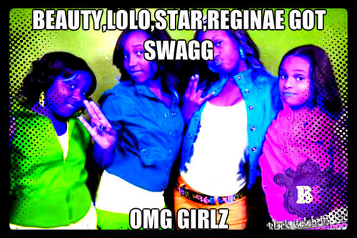 LoLo,Beauty,Star,and Reginae