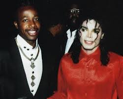 Michael and M.C. Hammer