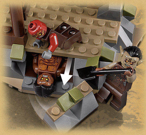 Orc Forge Lego Collection