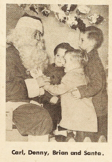 The Wilson Brothers & Santa