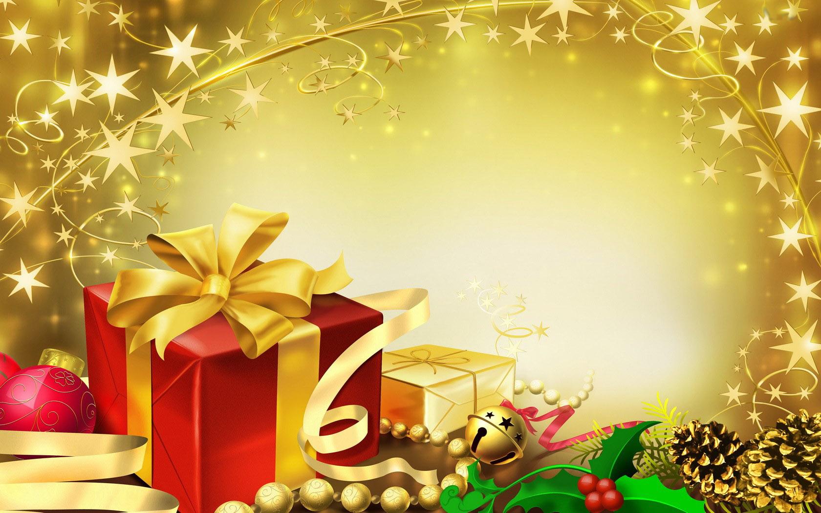 gold x mass - Christmas Wallpaper (33140382) - Fanpop