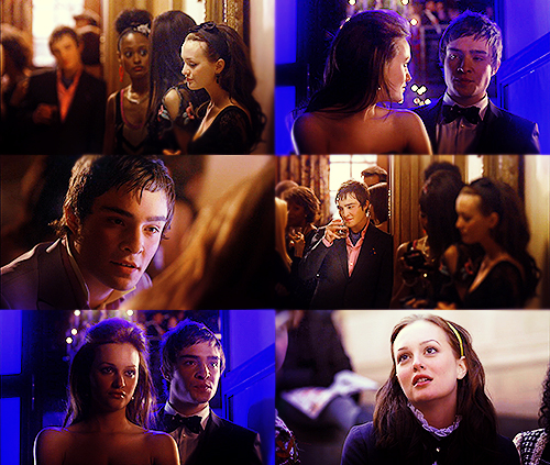 one chuck&blair picspam per episode: 1.01 pilot
