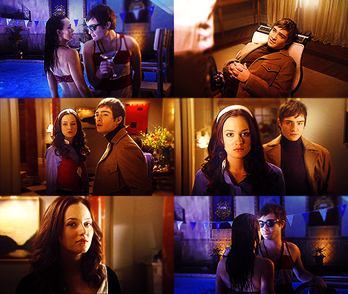 one chuck&blair picspam per episode: 1.12 school lies