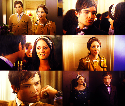 one chuck&blair picspam per episode: 1.17 woman on the verge