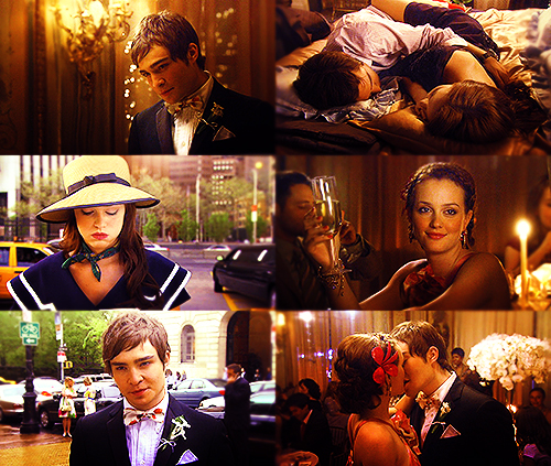 one chuck&blair picspam per episode: 1.18 much 'i do' about nothing