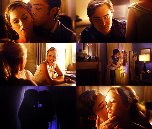 one chuck&blair picspam per episode: 2.03 the dark night