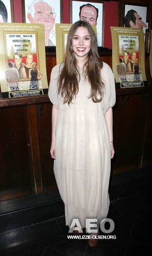 'Impressionism' Broadway Opening Night - After Party (March 24, 2009)