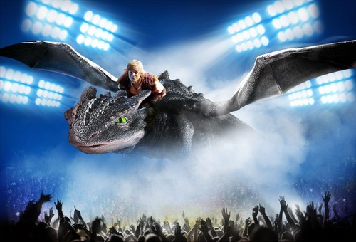 ★ Toothless ~ HTTYD Arena Spectacular ☆