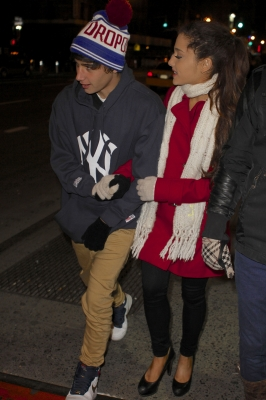 Ariana and Jai