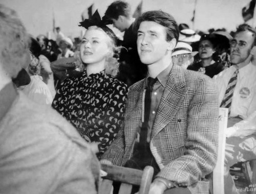 Jimmy Stewart & Ginger Rogers