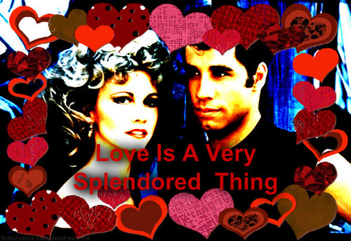 Love Is A Very Splendored Thing