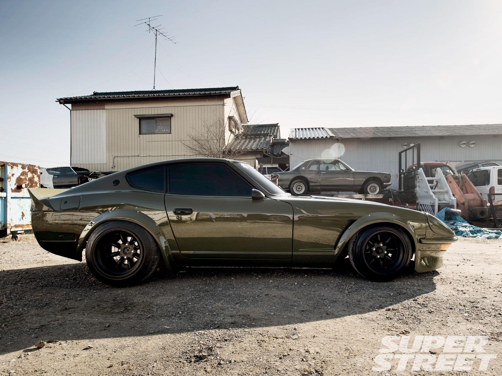 280zx Stance