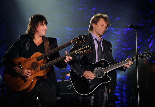 Richie and Jon