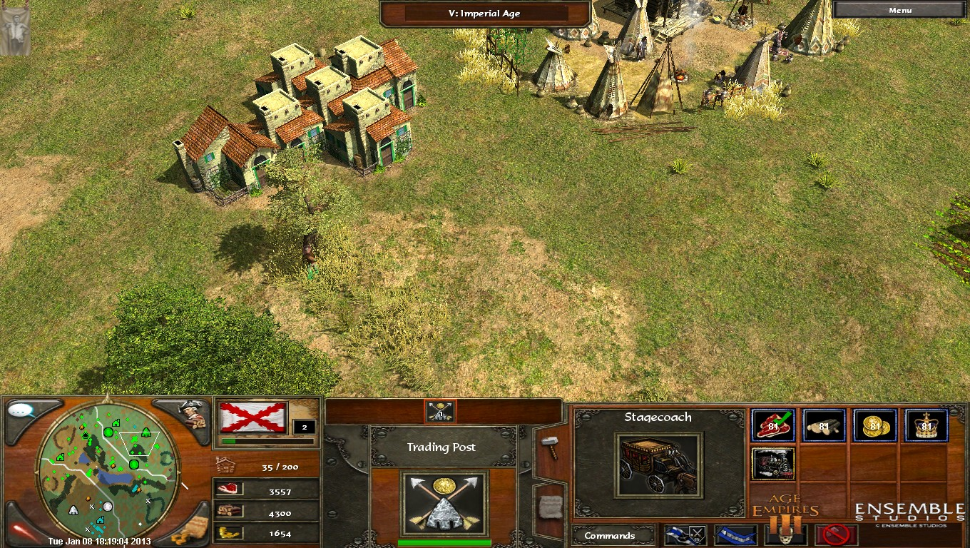 Screenshot For Age Of Empires Iii Age Of Empires Photo 33296267