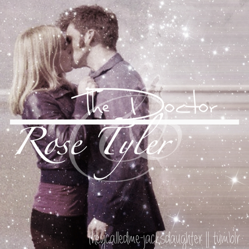 Ten and Rose <3 <3
