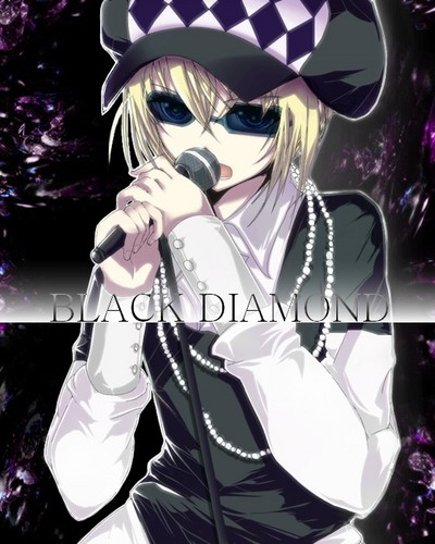 Utau sings black diamond/ utau and amu sings a song