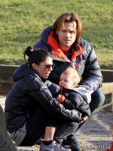 Jared and his little Family