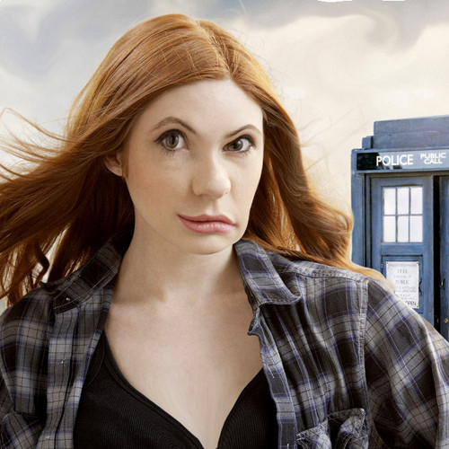Amy Pond MORPH!!!
