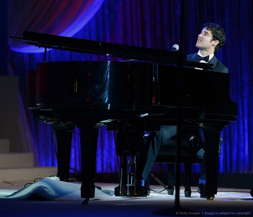 Darren at the The Inaugural Ball 21st January 2013