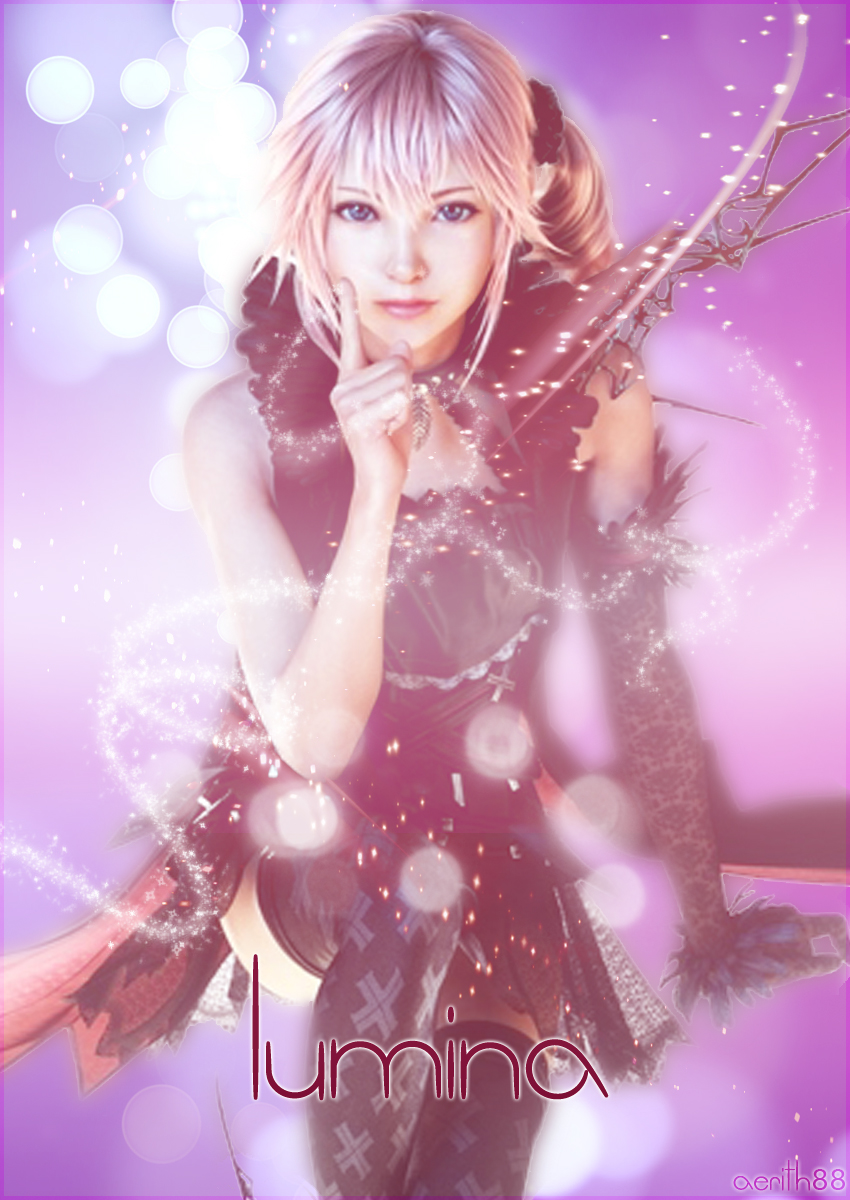Lumina Lightning Returns Final Fantasy Xiii Photo 33374777