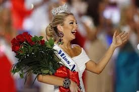 Miss America 2013, Mallory Hytes Hagan from New York