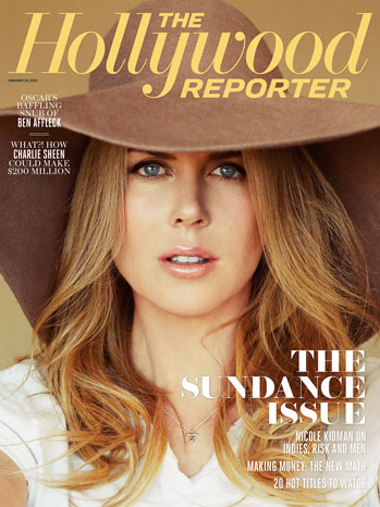 Nicole Kidman - Hollywood Reporter Sundance Issue