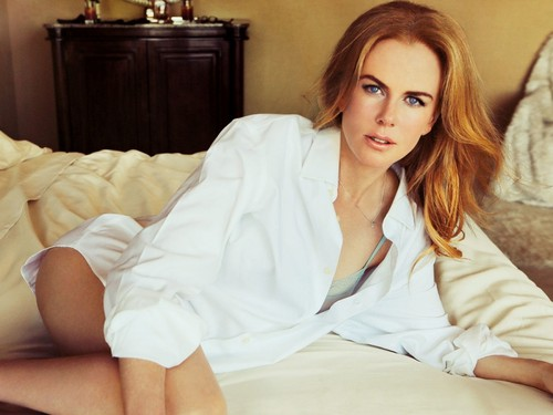 Nicole Kidman - Hollywood Reporter The Sundance Issue 2013