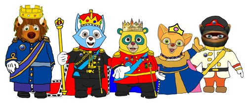 Special Agent Oso - Royal Group