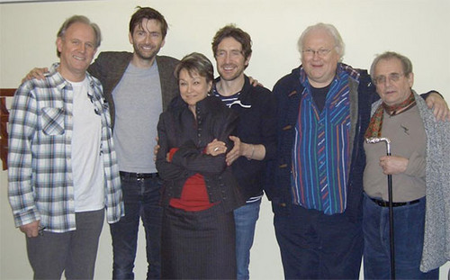 The Doctors with Janet Fielding