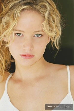 Young Jennifer Lawrence Headshots