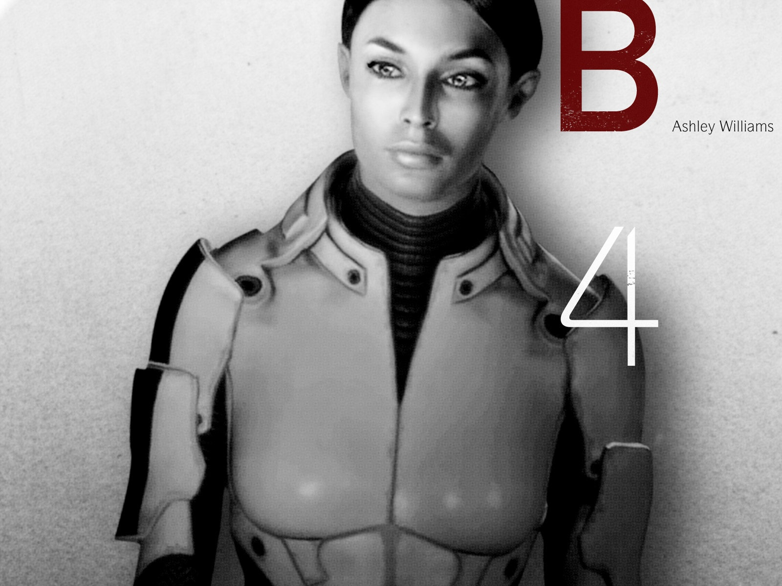 Ashley Williams Mass Effect Rp Wallpaper 33419297 Fanpop