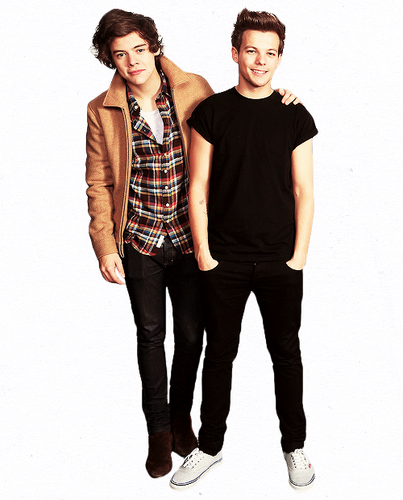 Harry and Louis